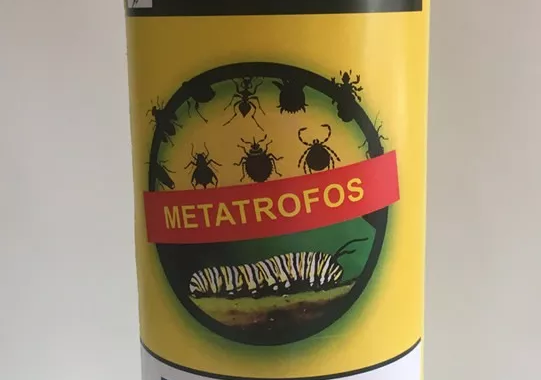 Insecticida Biológico Bacillus thurigiensis
