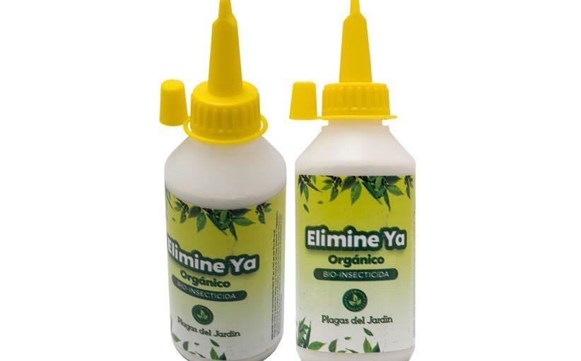 Insecticida en Polvo Orgánico Elimine Ya para Jardín