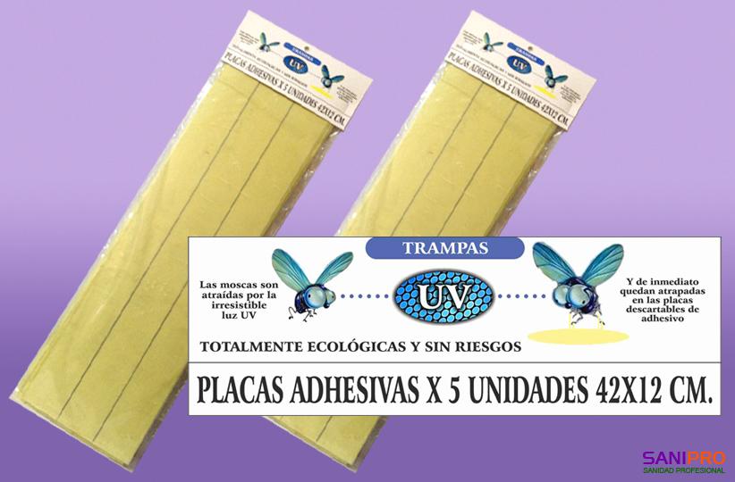 Placas-adhesivas-para-equipos-Vector-atrapa-insectos-42x12