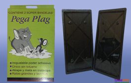 Bandeja adhesivo Pega Plag