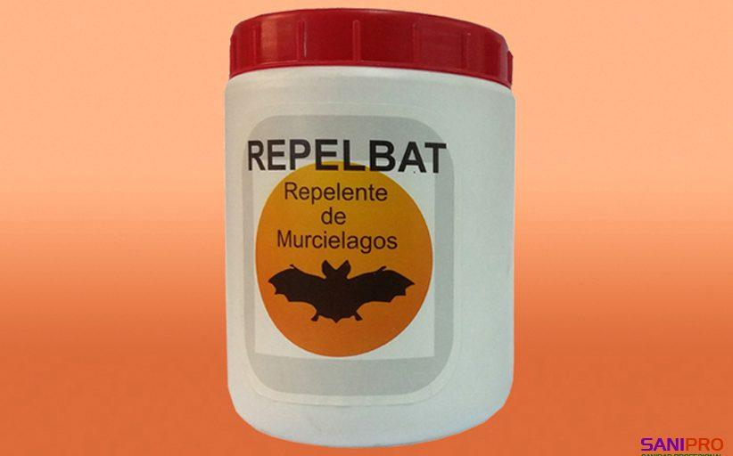 Repelente de Murciélagos Repelbat Gel
