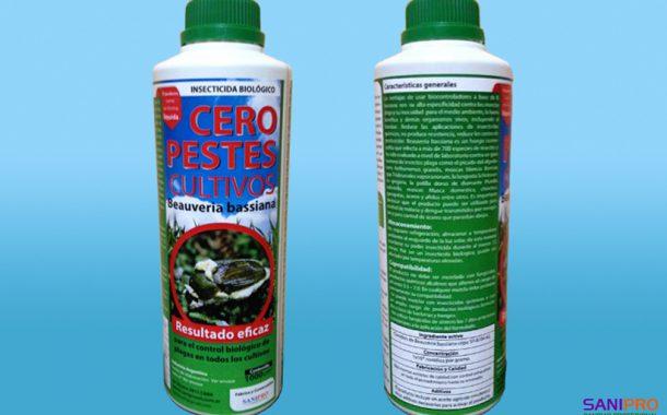 Insecticida Biológico Beauveria Bassiana