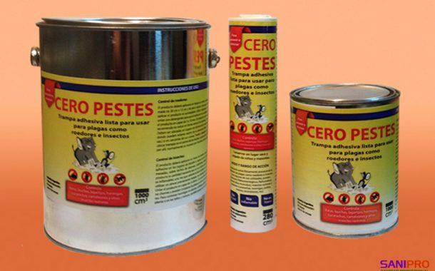 Pegamento roedores / insectos Cero Pestes