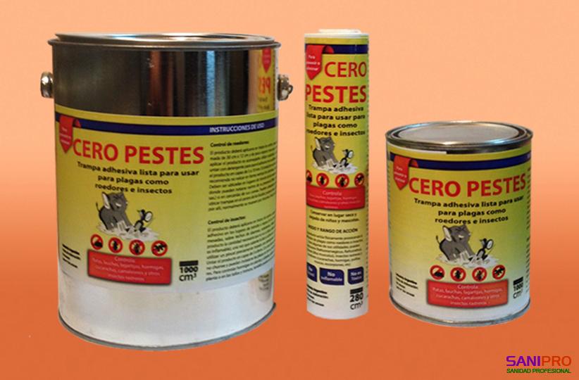 Pegamento roedores / insectos Cero Pestes.