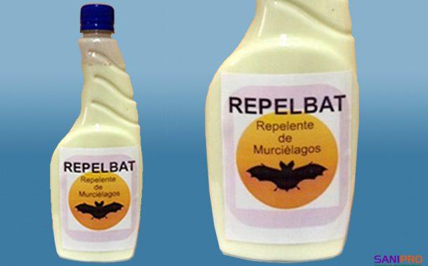 Repelente de murciélagos y aves Repelbat líquido